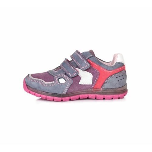 Ponte20 supinált átmeneti lány cipő  szürke-rózsaszín 1