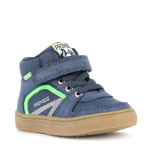 Primigi kisfiú átmeneti cipő, kék-zöld 1